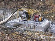 Миниземснаряды очистки и намыва водоемов Винница