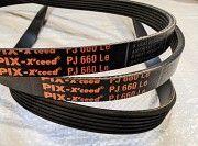 Ремень приводной для бетономешалки Limex, Euromix 6 PJ 660. Ремень бетономешалки, газонокосилки Киев