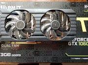 ВидеоКарту PALIT GeForce GTX 1060 3GB GDDR5 192bit бу Мелитополь