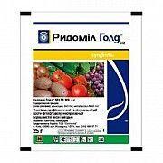 Ридоміл Голд 25г(фунгіцид контактно-системної дії від хвороб рослин) Киев