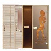 Двери для сауны и бани Северодонецк