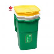 Набор мусорных баков 3х50 литров Киев