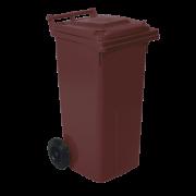 Бак для мусора 120 литров с крышкои и ручкой Киев