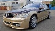 Продажа MERCEDES-BENZ S 550 V8 4MATIC LANG (W221), 2007 г., 337000 км., коричневый, A.R.T. TUNING (К Киев