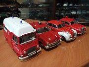 Модели авто 1:18 Пожарная команда Харьков