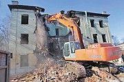 Предоставляем услуги по демонтажу Вашего дома с привлечение техники Харьков