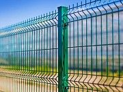 Секционное ограждение, Забор 2D 3D. Забор из сетки. Ворота, калитка. Херсон