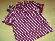 Брендовая футболка поло с воротником, Lacoste , р. 6 Пирятин