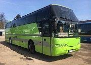 Пасажирські перевезення автобусами Львів Львов