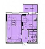 Предлагаем к продаже просторную 2-х комнатную квартиру в новом доме на ул. Академика Сахарова. Одесса