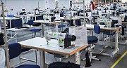 В швейный цех требуются швеи на халат. Харьков