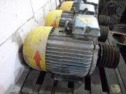 Продам электродвигатель 15 кВт, 1500 об/мин Харьков