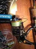 Продам катушку Shimano Soare CI4 C2000PGSS 9 1BB Васильков