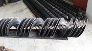 Цельнотянутые шнековые спирали от производителя, ремонт шнеков Володарск-Волынский