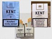 Оптовая продажа сигарет - Kent Silver, Gold Duty Free Николаев