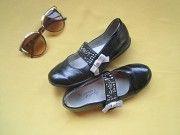 Кожаные лакированные туфли,балетки,р.33,B&G для дома...и не только Пирятин
