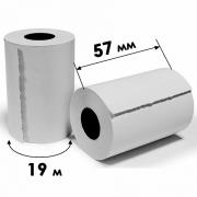 Кассовая лента 57мм. (19м.), термо Киев