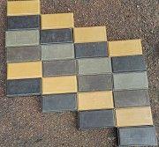 ПОГ Кролевецьке УВП УТОС Реалізує плитку тротуарну полімер-піщану Розмір 330х330х2.5 ціна в залежно Кролевец