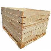 Деревянные контейнера для овощей и фруктов. Березань