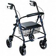 Роллатор алюминиевый. Средство для передвижения пожилых людей и инвалидов Одесса