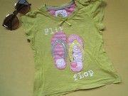 Яркая футболка на 3-4 года,р.104,Шри-Ланка,Next Пирятин