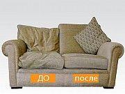Перетяжка, обивка мягкой мебели. Ремонт и изменение дизайна. Красный Луч
