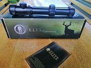 Оптичний приціл E1224 Bushnell 1. 25-4х24 Elite M 4A illum. 30mm. Гадяч