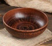Посуда из красной глины от производителя Славянск