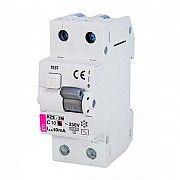 Дифференциальный автоматический выключатель KZS-2M C 10 / 0,01 тип A (10kA) ETI Киев