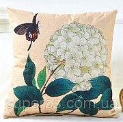 Декоративная подушка (наволочка) Коллекция Японский сад Киев