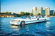 Aqua-Limousine аква лимузин прокат аренда аква лимузина Київ
