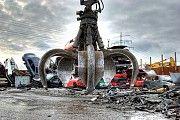 Закупка стальной стружки и металлолома Кировоград