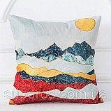 Декоративная подушка (наволочка) Коллекция Landscapes Киев