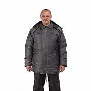 Серая рабочая, теплая куртка Луганск