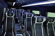 Переоборудование микроавтобуса в пассажирский, специальный или дом на колесах Бердичев