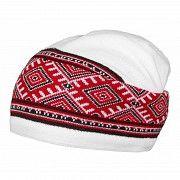 Белая патриотическая шапка Луганск