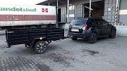Усиленный одноосный прицеп 250х150х50 по ВЫГОДНОЙ ЦЕНЕ Макаров