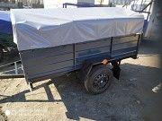 Прицеп Днепр-200 от завода-производителя с доставкой! В ПОДАРОК тент и брызговики! Мукачево