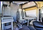 Переделка микроавтобуса в пассажирский, специальный или дом на колесах Бердичев