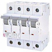 Автоматический выключатель ETIMAT 6 3p+N B 32A ETI Киев
