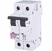 Автоматический выключатель ETIMAT 10  0,5A 2p C ETI Киев
