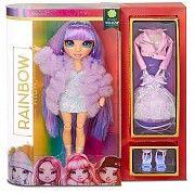 Rainbow High Violet Willow, Фиолетовая кукла Харьков