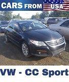 Volkswagen - CC Sport Луцк