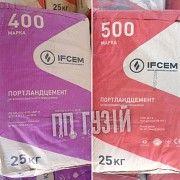 Цемент IFcem та CRH. Доставка Львов