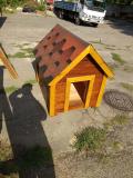 Будка для собаки,все размеры!! Доставка бесплатно!! Киев