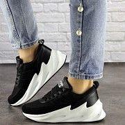 Женские черные кроссовки Roxane 1491 (36 размер) 38 Житомир