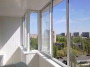 Балконний блок металопластиковий Мукачево