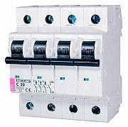 Автоматический выключатель ETIMAT 10 3p+N  C 20A  ETI Киев