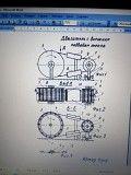 Двигатель с внешним подводом тепла - рабочие чертежи Запорожье