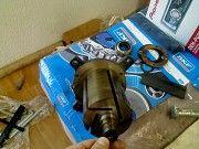 Графітні пластини, лопатки, лопаті , ламелі для вакуумних насосів та компресорів Луцк